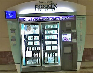Proactiv, also known as Proactiv Solution, is a brand of skin-care products developed by two American dermatologists, Katie Rodan and Kathy Fields, and launched in by Guthy-Renker, a California-based direct marketing company.