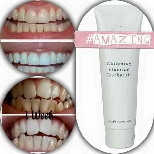 You need this! Do you want a BRIGHT, WHITE smile, with healthy gums and teeth? If you are a smoker, coffee / tea addict or you just love your wine, you NEED this toothpaste in your life? Our best selling toothpaste does it all for you naturally. NO PEROXIDE NOR HARSH ABRASIVES, just natural goodness that is fast and effective! Visible results within 7 days! comment here