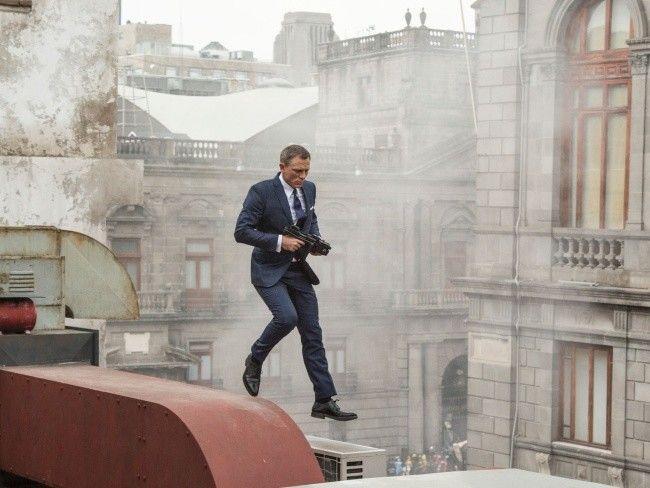 Cine: Daniel Craig en Spectre