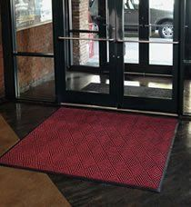 Indoor Outdoor Entrance Mat - FloorGuard Diamond - Heavy Duty Commercial Grade - 3' x 5' - Red by Doormats & More. $83.99. ###############################################################################################################################################################################################################################################################