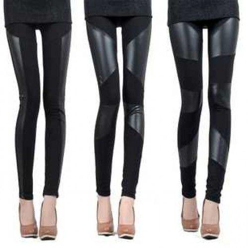 8 best legging simili cuir faux leather images on pinterest faux leather leggings state. Black Bedroom Furniture Sets. Home Design Ideas