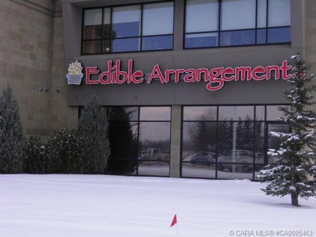 """""""Edible Arrangements Now for sale"""" !!! Exciting opportunity, established business with an excellent reputation. Nicely located in the center of Red Deer for quick and easy delivery, also in a new building so it shows very well. Just a small start up cost and away you go. The new owner will have to go to head office for a short training period... near New York (pick me!). Very professional franchise that makes sure things are done right with a step by step business structure."""