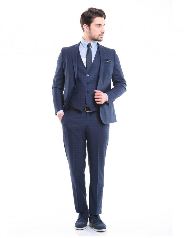 Karaca Erkek Takım Elbise - Siyah #gentleman #suit #takımelbise #karaca #ciftgeyikkaraca   www.karaca.com.tr