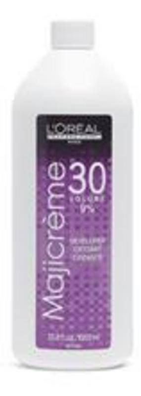 MAJIREL CREME 30 VOLUME DEVELOPER 33.8 OZ 57351