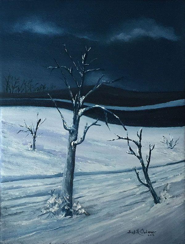 Kış Işığı | Winter Light on Behance