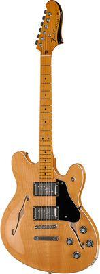 Fender Starcaster Guitar MN NAT