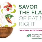 Celebrate National Nutrition Month!