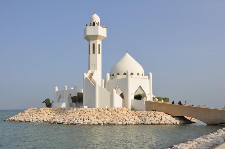 The White Masjid Al Khobar KSA Jannah