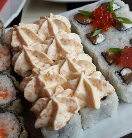 соус, сыр,суши,роллы