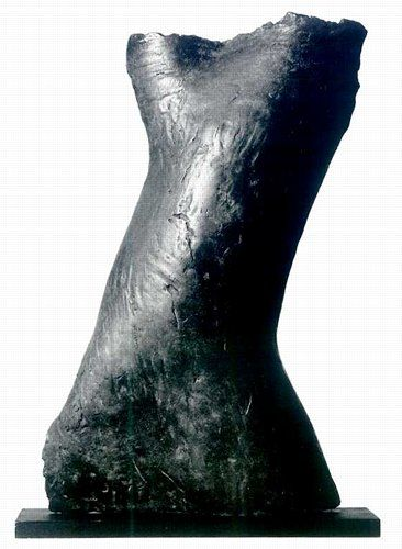 Eugène Dodeigne, bronze (hauteur 84 cm)