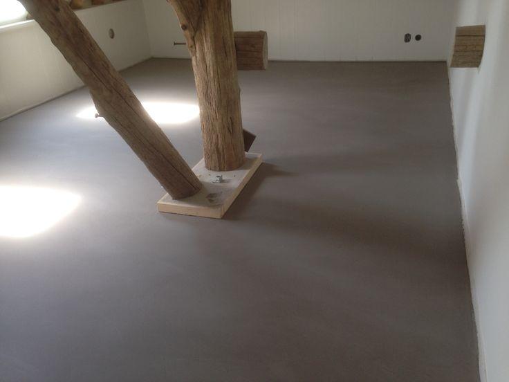 Vloer en zo pandomo loft ral 7006 project wervershoof for Wohnideen loft style
