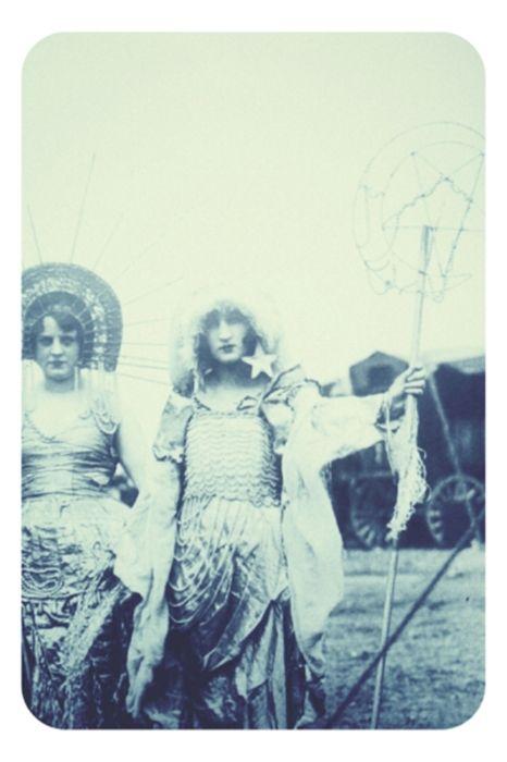 fairground psychics