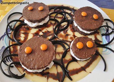 Ragni da paura - Halloween sweets