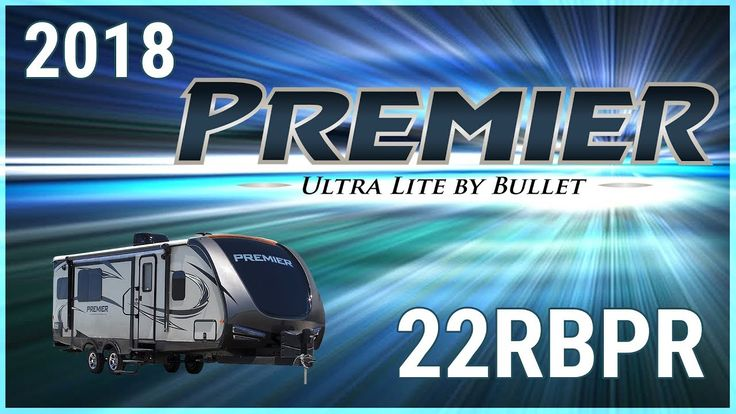2018 Keystone Premier 22RBPR Travel Trailer RV For Sale TerryTown RV Superstore Check out 2018 Premier 22RBPR now at http://ift.tt/2fPGu8m or call TerryTown RV today at 616-426-6407!  Punctuated with an aggressive front profile that has a sharp black end