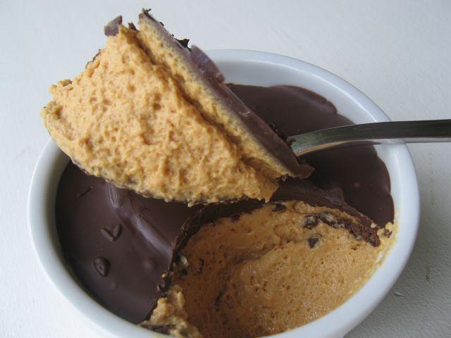 Manjarate hecho en casa / Dulce de leche mousse  www.enmicocinahoy.com