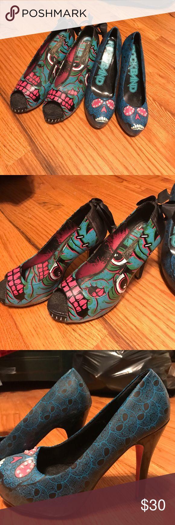 BUNDLE iron fist pumps TWO AMAZING IRON FIST PUMPS BUNDLE Iron Fist Shoes Heels