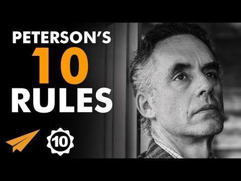 "(1214) ""STOP Saying Things that Make You WEAK!"" - Jordan B. Peterson (@jordanbpeterson) - Top 10 Rules - YouTube"