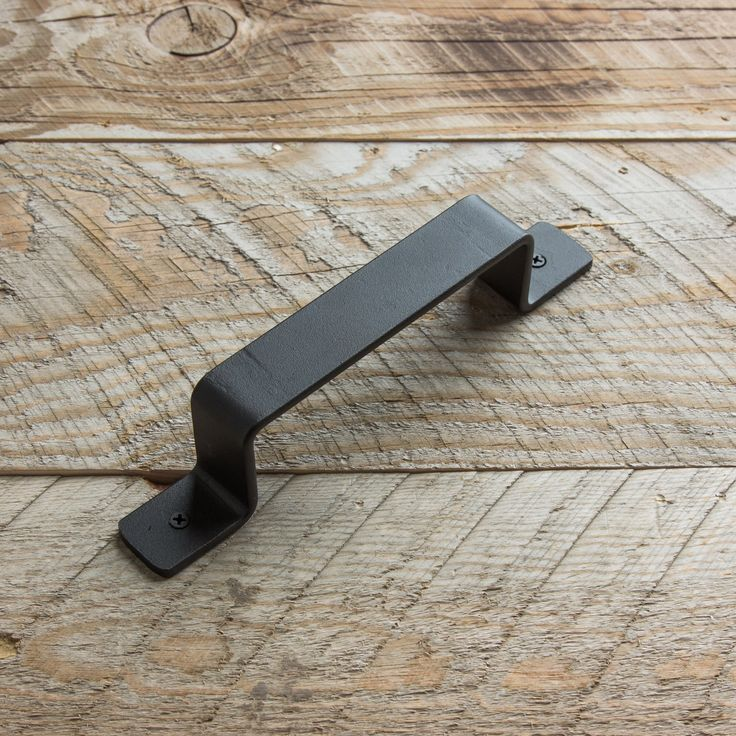 The Signature Handle Is Our Most Popular Barn Door Pull