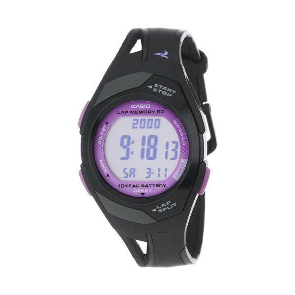 #Reloj Digital Deportivo CASIO STR-300-1C;  Todo el deporte en tu muñeca...   http://www.opirata.com/reloj-digital-deportivo-casio-str3001c-p-28144.html