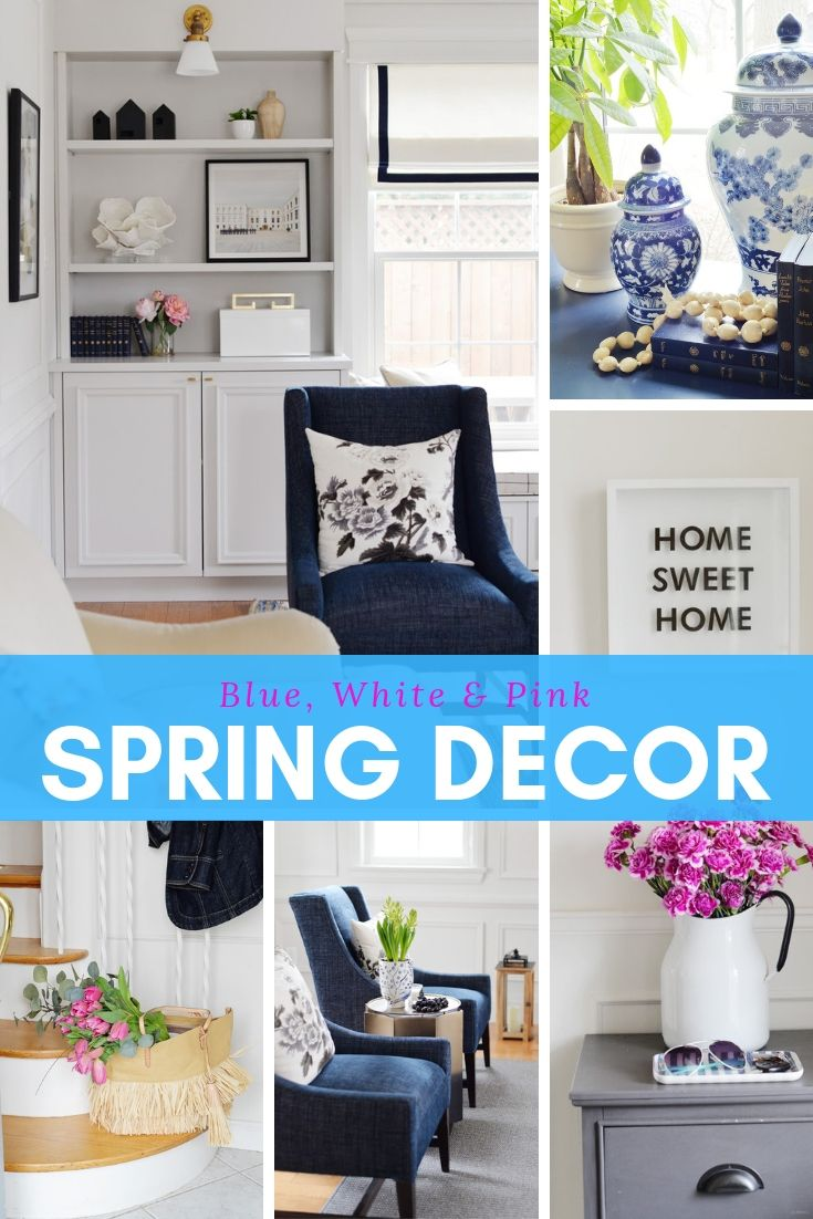 Rambling Renovators Refreshing Our Home For Spring In 2020 Spring Decor Diy Spring Decor Easy Spring Decorations