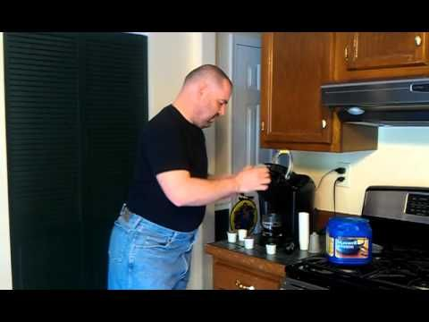 Keurig Coffee Maker Filter Problems : Problem with Keurig My K-Cup Reusable Filter is that the filter mesh doesnot really let pressure ...