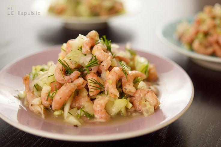 Diesen Klassiker unter den Fischsalaten könnt Ihr auf jedem Markt in Norddeutschland finden. Ich muss mal schauen, ob die Fischhändler in Süddeutschland auch den Büsumer Krabbensalat anbieten. Ich …
