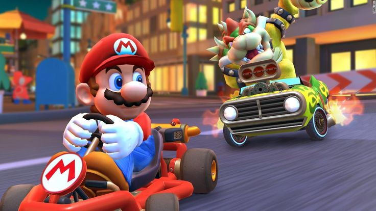 Nintendo's new Mario Kart Tour app launches with some