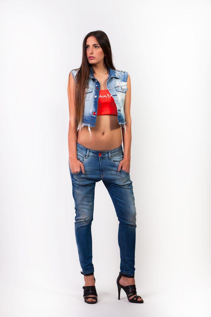 Boyfit jeans