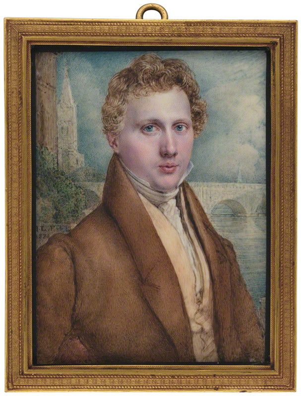 national portrait gallery | ... John Linnell, 1824 - NPG 3683 - © National Portrait Gallery, London