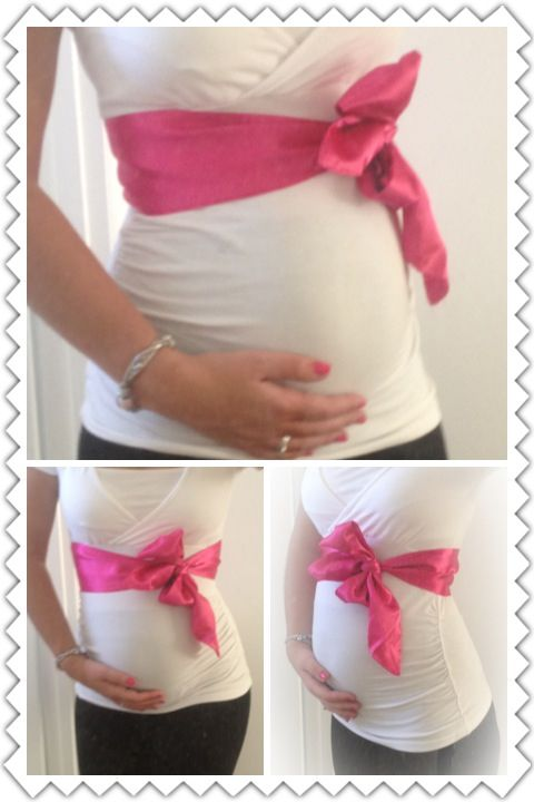 Baby reveal. Love this idea, cute and simple. Perfect for email/social networks.
