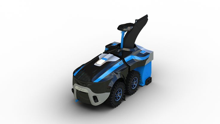Kobi unanimously wins Pitchfire at RoboBusiness 2016 with its 3-in-1 robot landscaper that mows lawns, collects leaves, and snow blows driveways.