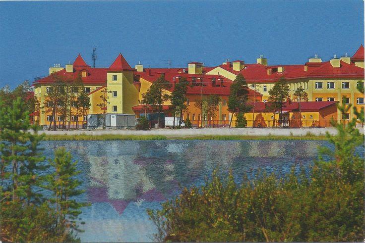 RU- - Arrived: 2017.10.09   ---   Muravlenko is a town in Yamalo-Nenets Autonomous Okrug, Russia.