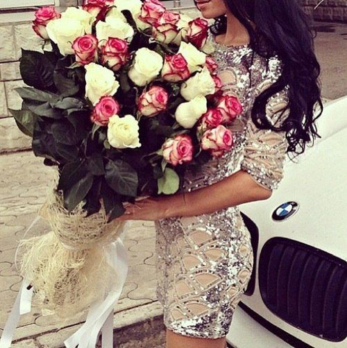 Flowers are a girls best friend Order #flowers for her: http://www.bloomsybox.com/