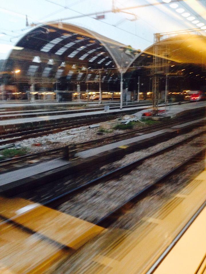 Milano, Stazione Centrale