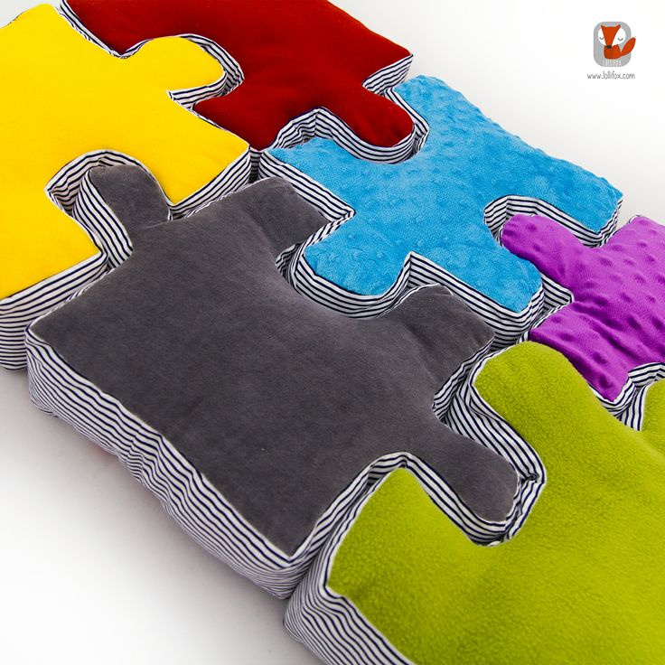 Sensory Puzzle from lollifox.  Do you like it? Follow us! https://www.facebook.com/lollifoxtoys