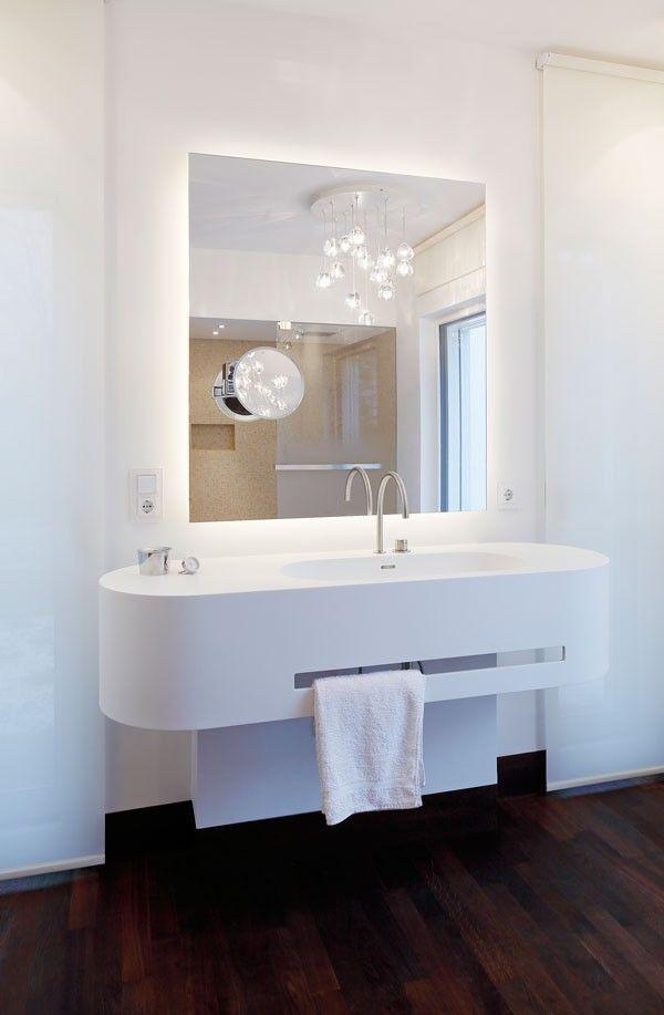 25+ melhores ideias de Holzboden im bad no Pinterest Piso de - badezimmer design massiv blox