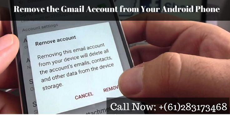 In this blog, you will see, how to #RemoveTheGmailAccountFromPhone. If you are facing any problems while removing your Gmail account, you can call #GmailSupportPhoneNumber +(61)283173468 for getting the solution.