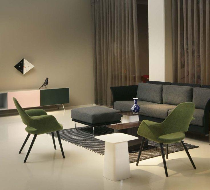 eero saarinen chair designs. vitra _ organic chair charles eames \u0026 eero saarinen designs