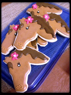 pony cookies - Google Search