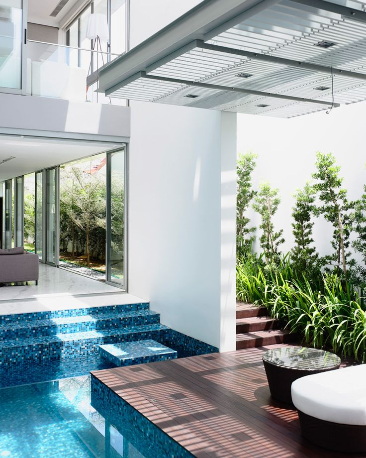 HYLA architects jalan angjin laut singapore designboom