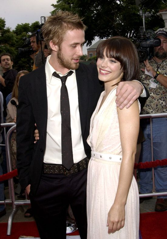Rachel McAdams and Ryan Gosling Couple Pictures   POPSUGAR Celebrity
