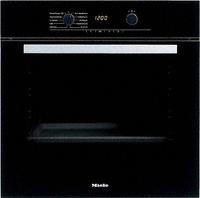 Miele H 5240 B Black glass finish 600mm