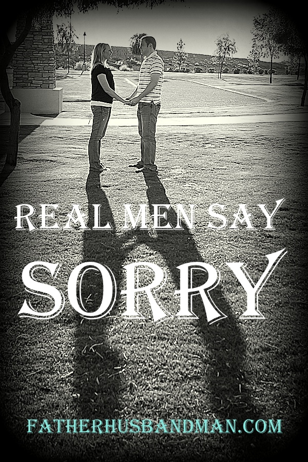 How To Say Sorry To A Man