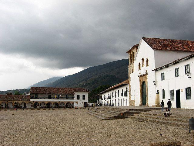 Colombia: Villa de Leyva 1572