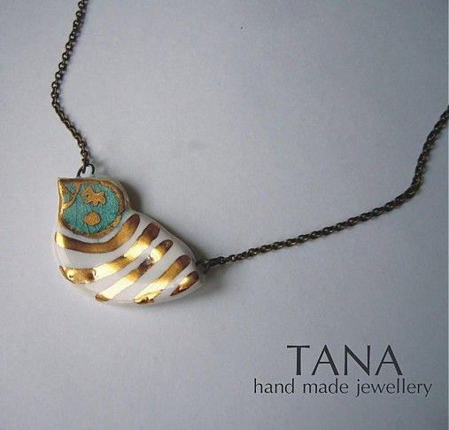 Tana / Tana šperky-keramika/zlato