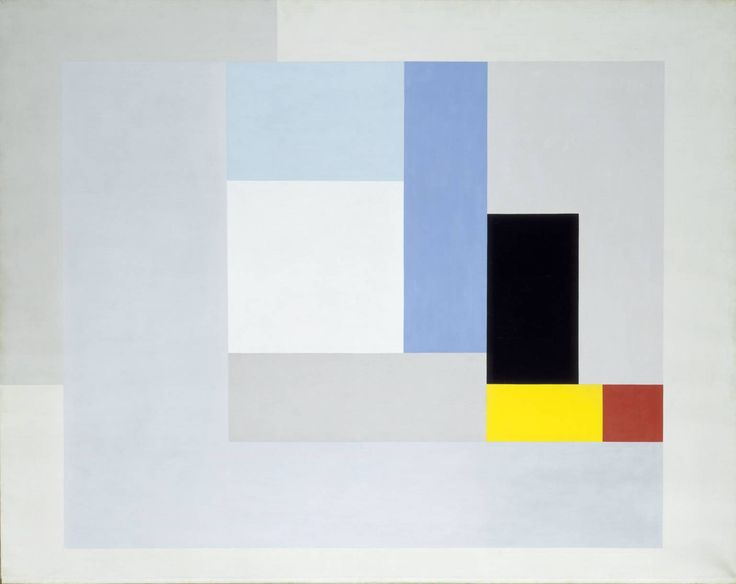Ben Nicholson - british abstract painter of landscapes and still life