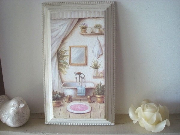 Les 98 meilleures images propos de cadres d co cadres for Cadre salle de bain