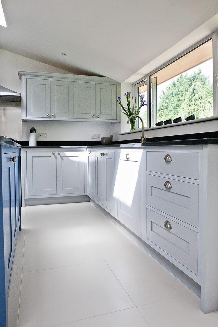 944 best kitchen images on pinterest kitchen ideas kitchen blue and grey bespoke handmade kitchen