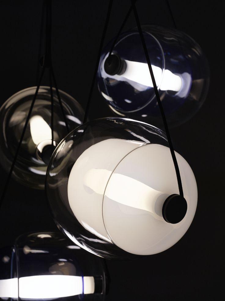 Brokis - lights - CAPSULA by Lucie Koldova - design - interier.