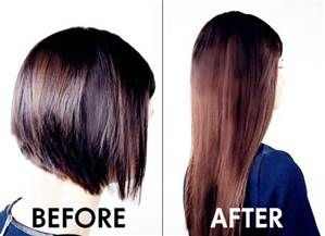 Extensions for Short Short Hair - Bing images